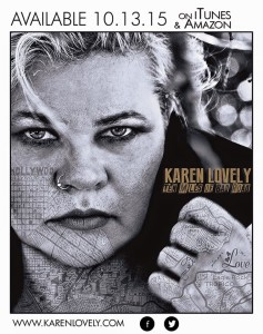 KAREN LOVELY NEW CD