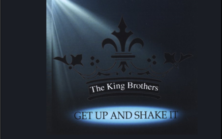 """Get up and Shake It"" New CD from the King…"