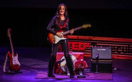 "5 Quick Questions with the ""Six-String Siren,"" Diana Rein"
