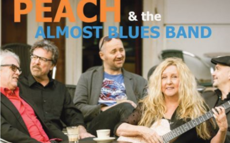 5 Quick Questions with Blues Guitar Woman, PEACH