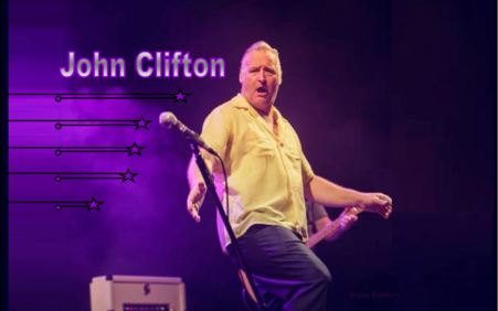 Band Review: The John Clifton Band